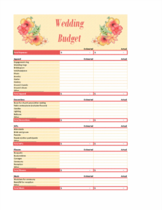 Wedding budget planner feature image