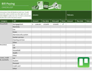 Bill paying checklist_Feature Image