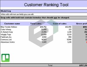 Customer ranking tool_ExcelDownloads Post Image